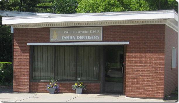 Dr  Paul Gamache DMD — Family Dentistry